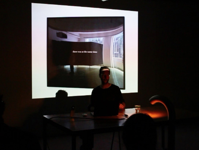 Previous lectures : artist lecture series vienna